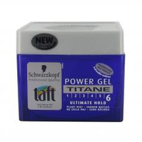 drogisttop taft titane power gel uh 250ml van taft misc